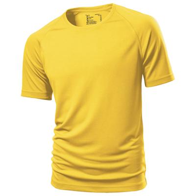 Mesh Solid Naisten tekninen T-paita, valkoinen