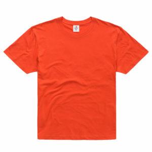 Stedman-ST2000-Miesten-T-Paita-Brilliant-Orange