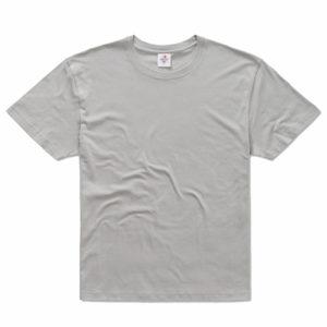Stedman-ST2000-Miesten-T-Paita-Soft-Grey
