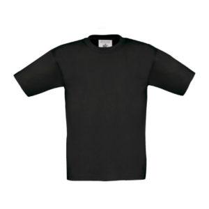 B&C-Exact-190-Lasten-T-Paita-Black