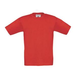 B&C-Exact-190-Lasten-T-Paita-Red