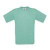 B&C-190-Miesten-Puuvilla-T-Paita-PixelTurquoise