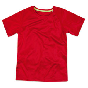 Stedman-ST8410-Miesten-Tekninen-T-paita-CrimsonRed-punainen