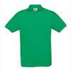 B&C-Fine-Pique-Polo-miesten-pikeepaita-KellyGreen-vihreä