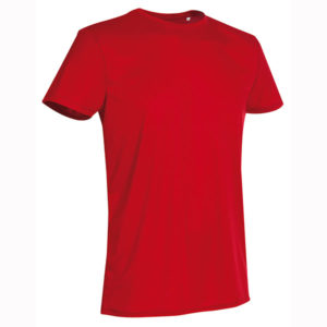 Stedman-ST8000-miesten-tekninen-t-paita-Crimson-Red