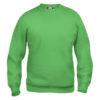 clique-basic-roundneck-collegepaita-apple-green