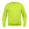 clique-basic-roundneck-collegepaita-visibility-green