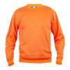 clique-basic-roundneck-collegepaita-visibility-orange
