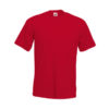 fruit-of-the-loom-super-premium-tee-miesten-puuvilla-t-paita-red