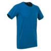 stedman-st9600-clive-miesten-o-aukkoinen-puuvilla-t-paita-king-blue