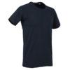 stedman-st9600-clive-miesten-o-aukkoinen-puuvilla-t-paita-marina-blue