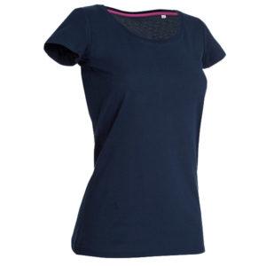 stedman-st9700-claire-naisten-o-aukkoinen-t-paita-marina-blue