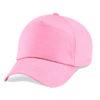 beechfield-junior-original-5-panel-cap-classic-pink