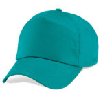 beechfield-junior-original-5-panel-cap-emerald