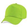 beechfield-junior-original-5-panel-cap-lime-green