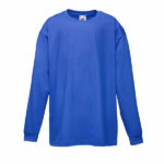 fruit-of-the-loom-kids-valueweight-long-sleeve-lasten-pitka%cc%88hihainen-t-paita-royal-blue