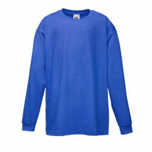 fruit-of-the-loom-kids-valueweight-long-sleeve-lasten-pitka%cc%88hihainen-t-paita-royal-blue