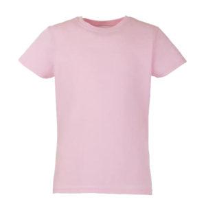 fruit-of-the-loom-girls-valueweight-t-tytto%cc%88jen-puuvilla-t-paita-light-pink