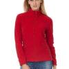 B&C Ladies Micro Fleece Full Zip–Naisten Fleece takki-lifestyle