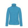 B&C-Ladies-Micro-Fleece-Full-Zip-Naisten-Fleece-Takki-azure-blue