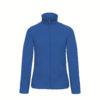 B&C-Ladies-Micro-Fleece-Full-Zip-Naisten-Fleece-Takki-royal-blue