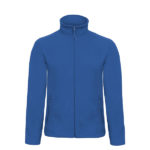 B&C-Micro-Fleece-Full-Zip-miesten-fleece-takki-royal-sininen