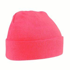 beechfield-original-cuffed-beanie-fluorescent-pink