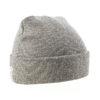 beechfield-original-cuffed-beanie-heather-grey