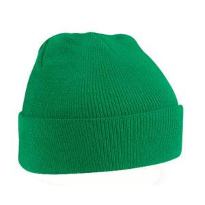 beechfield-original-cuffed-beanie-kelly-green