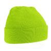 beechfield-original-cuffed-beanie-lime-green