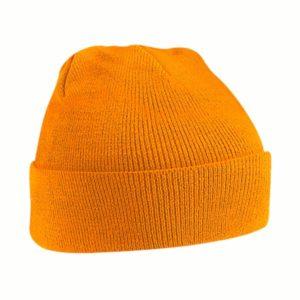 beechfield-original-cuffed-beanie-orange