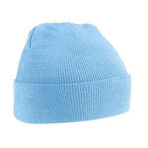 beechfield-original-cuffed-beanie-sky-blue