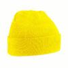 beechfield-original-cuffed-beanie-yellow