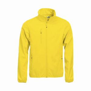 clique-basic-softshell-jacket-miesten-softshell-takki-sitruuna
