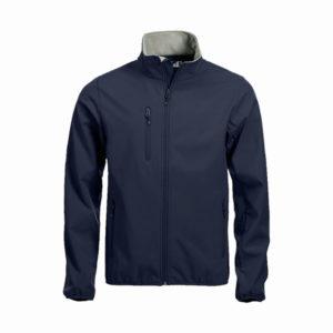 clique-basic-softshell-jacket-miesten-softshell-takki-tummansininen