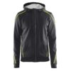 Craft-In-the-zone-Full-Zip-Hood-M-miesten-vetoketjullinen-huppari-asphalt-flumigo-grey-melange