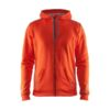 Craft-In-the-zone-Full-Zip-Hood-M-miesten-vetoketjullinen-huppari-heat