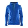 Craft-In-the-zone-Full-Zip-Hood-M-miesten-vetoketjullinen-huppari-view