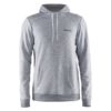 Craft-In-the-zone-Hood-F-miesten-huppari-grey-melange