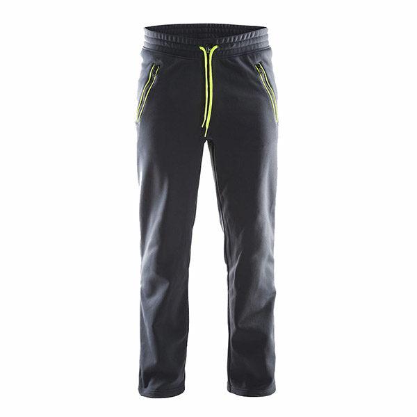 Craft-in-the-zone-M-Sweatpants-miesten-collegehousut-Asphalt-Lumino