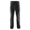 Craft-in-the-zone-M-Sweatpants-miesten-collegehousut-Black-White