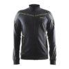 Craft-in-the-zone-Sweatshirt-M-miesten-vetoketjullinen-collegepaita-asphalt-flu-melange