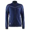 Craft-in-the-zone-Sweatshirt-M-miesten-vetoketjullinen-collegepaita-dark-navy