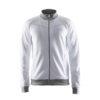Craft-in-the-zone-Sweatshirt-M-miesten-vetoketjullinen-collegepaita-white