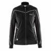 Craft-in-the-zone-Sweatshirt-W-naisten-vetoketjullinen-collegepaita-black