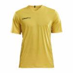 Craft-Jersey-Solid-Men-miesten-urheilupaita-yellow