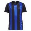 Craft-Progress-Jersey-Stripe-JR-lasten-tekninen-paita-black-club-cobolt