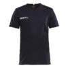 Craft-Squad-Jersey-Solid-F-lasten-urheilupaita-black