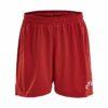 Craft-Squad-Short Solid-JR-lasten-treenishortsit-bright-red