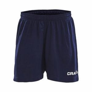 Craft-Squad-Short Solid-JR-lasten-treenishortsit-navy